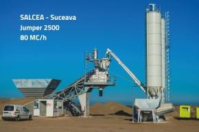 TAS postere statii 70x50 - Salcea  A - 1 bucata